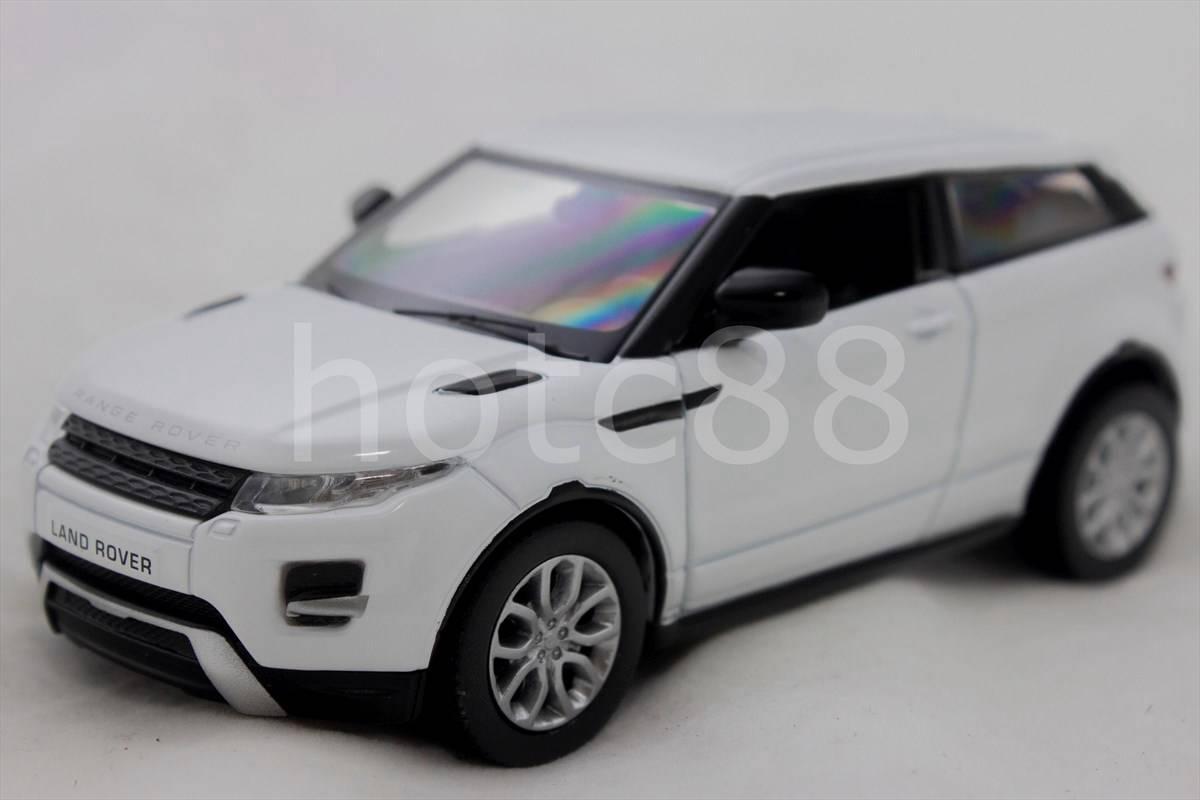 Rmz City 136 Die Cast Car Land Ran End 12 30 2018 129 Pm White Range Rover Evoque Collection