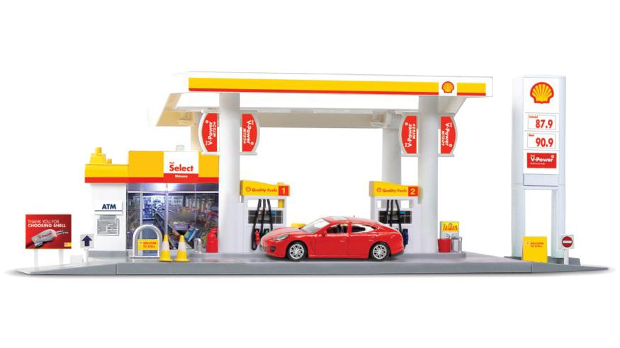 Car Wash And Service Station Toys