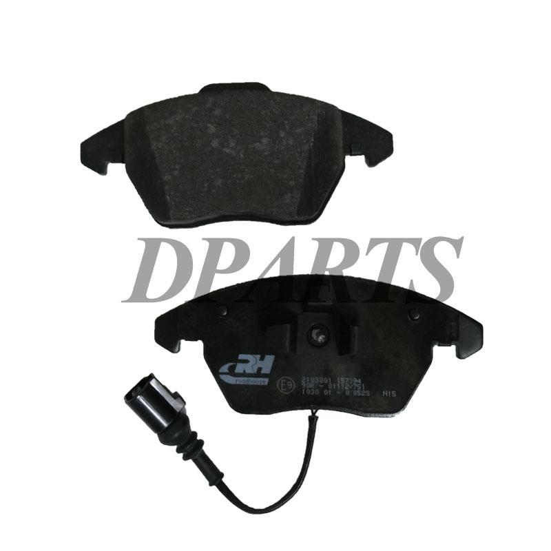 Roadhouse Volkswagen Polo 1.4 / Golf  Brake Pad ( FRONT )