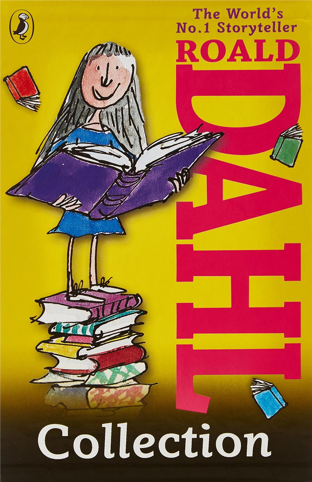 Roald Dahl Collection - 15 Paperback Book Boxed Set ISBN:9780141349985