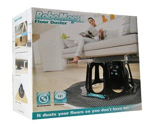 Robomop Floor Duster Machine