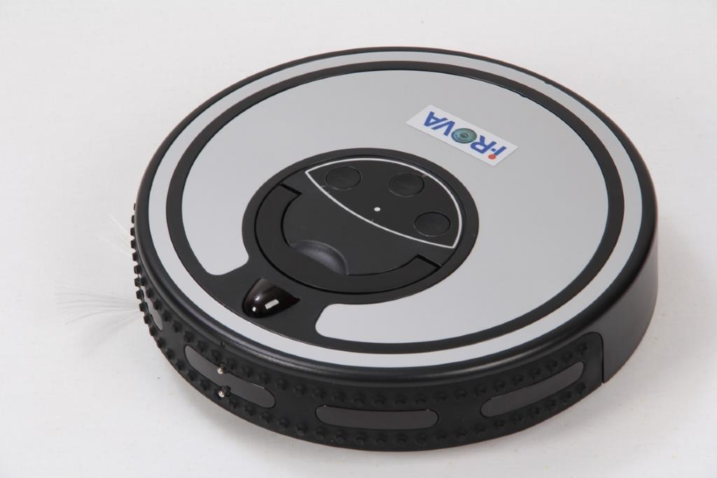 Robotic Vacuum Machine - Auto Charge IROVA XR-510A