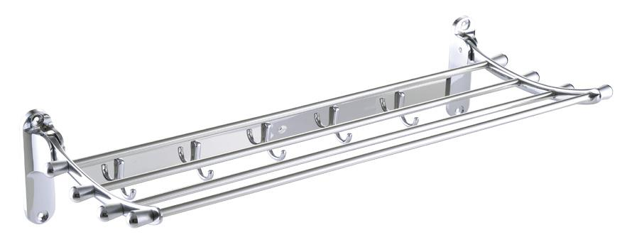 Rocconi RCN 0013 Towel Rail (Foldable)