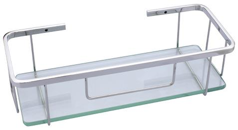 Rocconi RCN 7009L Rectangular Glass Basket