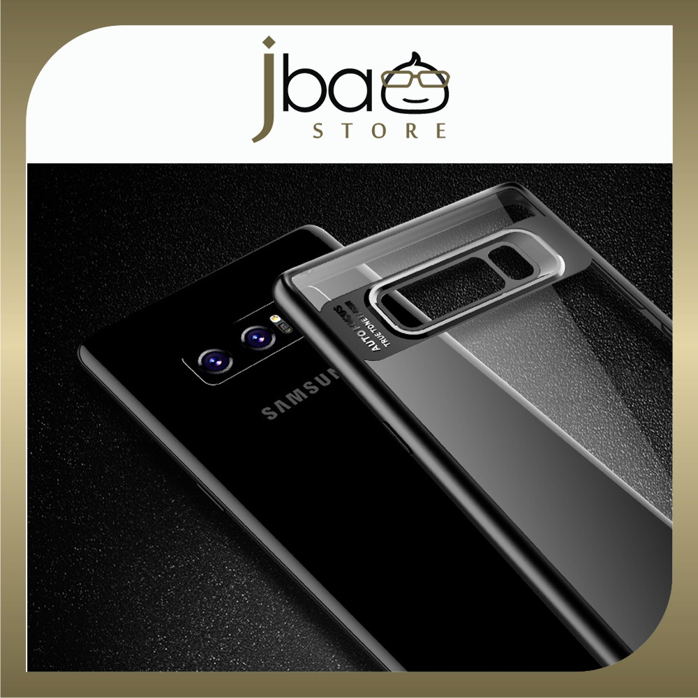 los angeles 459eb 3c2c0 Rock Clarity Series Protection Back Case Cover Samsung Galaxy Note 8 Casing