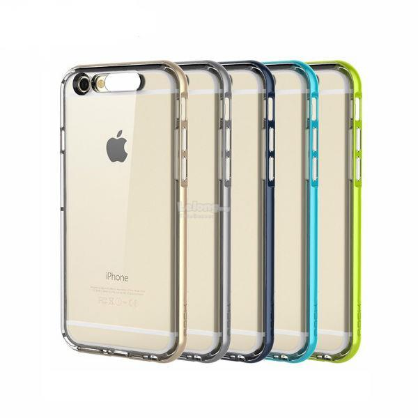 Rock iPhone 6s Plus ROCK Light Tube Series case cover + gift