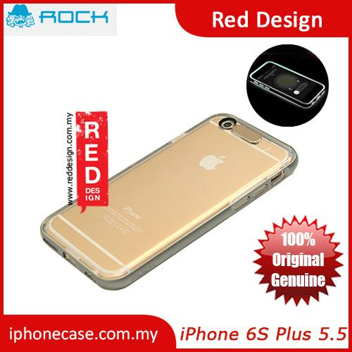 8f03c77185a Rock Light Tube Upgraded ]Back Cover Case for iPhone 6S Plus 5.5 Grey. ‹ ›