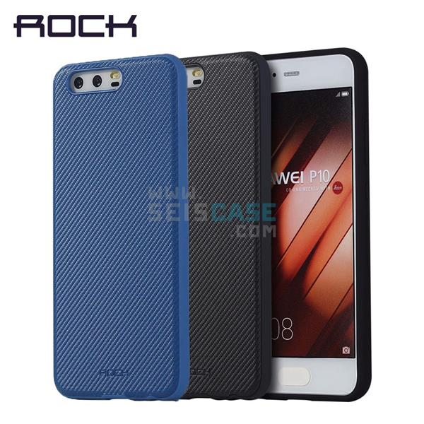 outlet store 8bf27 f99b2 ROCK Origin Series Protection Case PC + TPU Bumper Huawei P10 P10 Plus