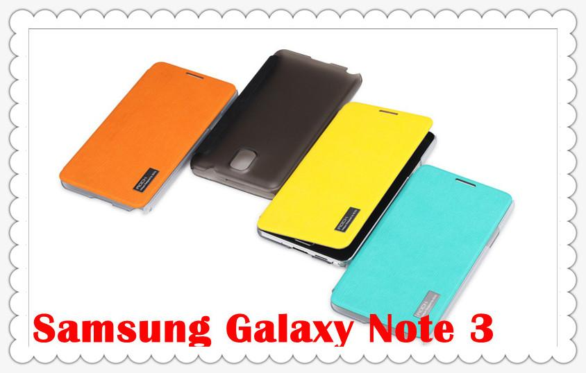 ROCK Samsung Galaxy Note 3 Elegant Series Flip Case Cover