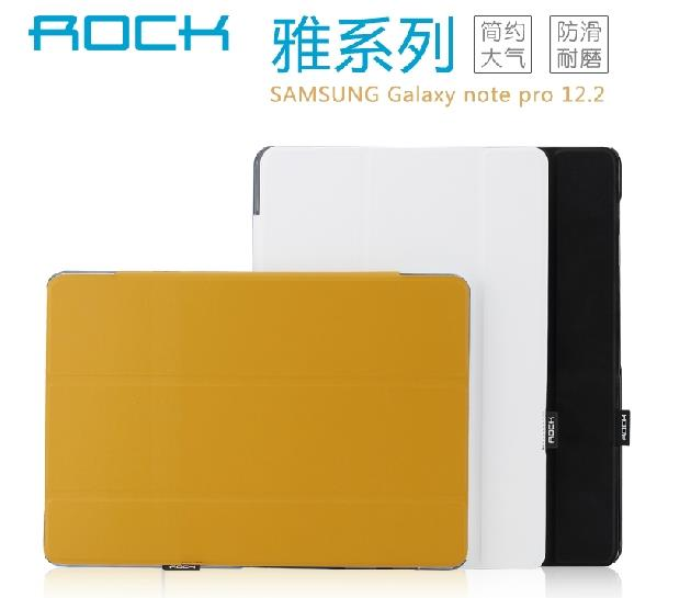 Rock Samsung Galaxy Note Pro 12.2' P900 Rock Excel Series Leather Case