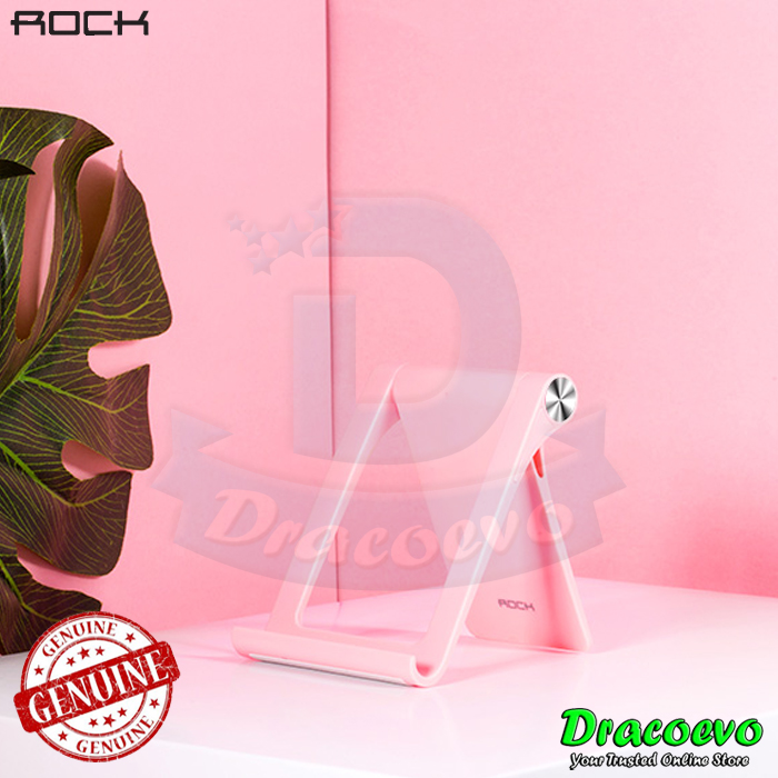 ROCK Universal Adjustable Desktop Mobile Phone Tablet Stand