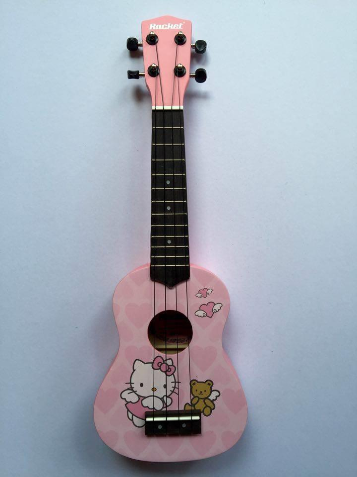 ROCKET GM128 UKULELE