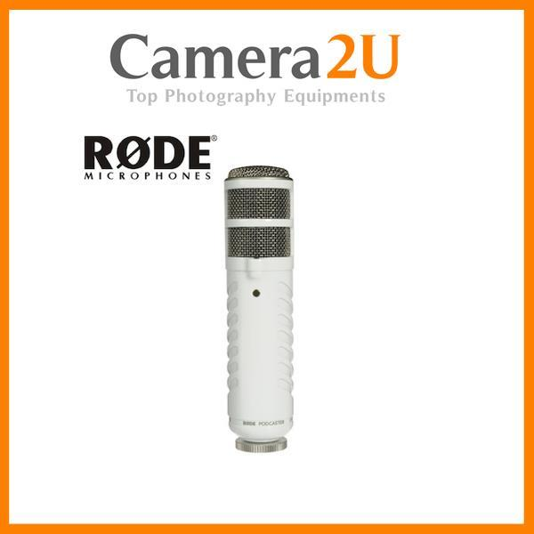 NEW Rode Broadcaster Condenser Mic