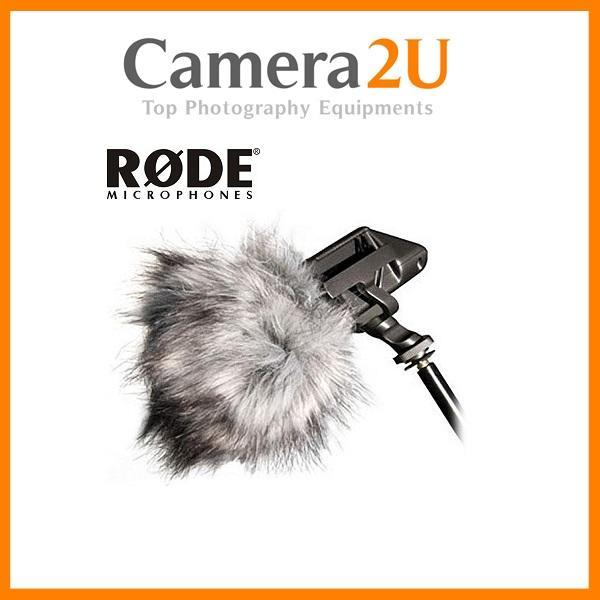 NEW Rode Dead Kitten Stereo VideoMic