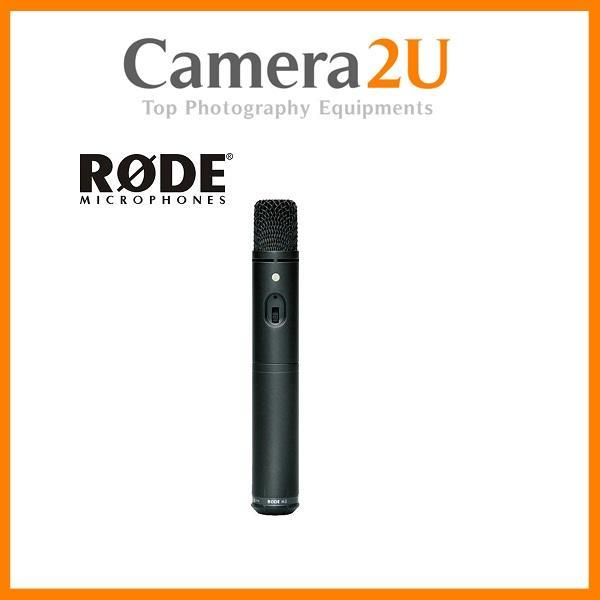 NEW Rode M3 Multi-Power Cardioid Mic