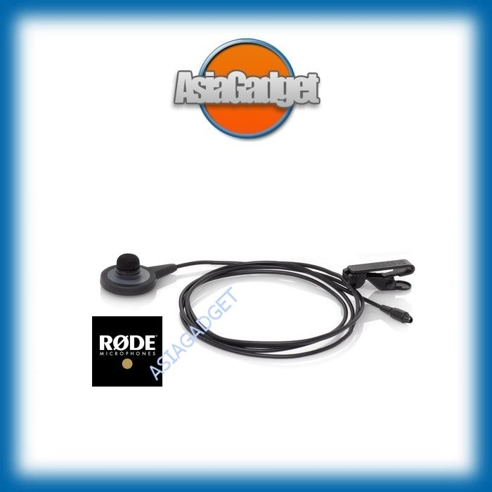 Rode PinMic Discreet Pin-Through Lapel Microphone-Standard (1.5mm)
