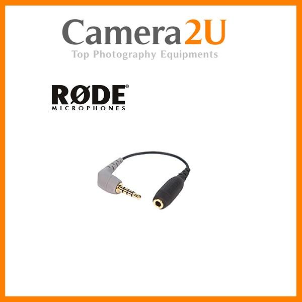 Rode SC4 3.5mm TRS Female to TRRS Male Adaptor