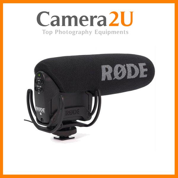 Rode VideoMic Pro Plus On Camera Shotgun Microphone