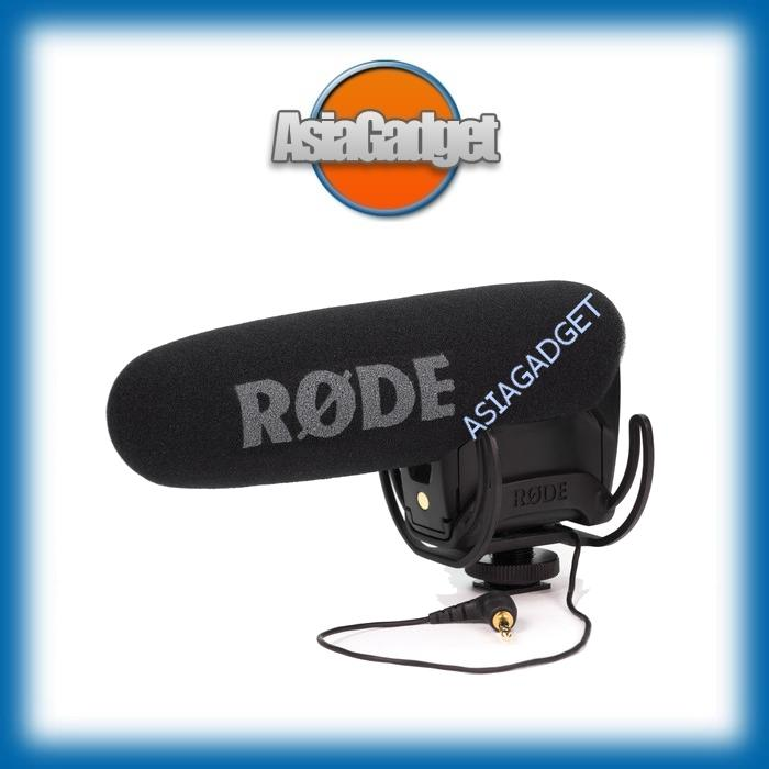 Rode Videomic Pro Rycote Compact Directional On-camera Microphone