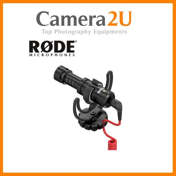 Rode VideoMicro Compact On-Camera Video Micro Microphone