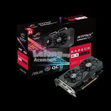 ROG Strix Radeon RX 560 OC edition 4GB GDDR5