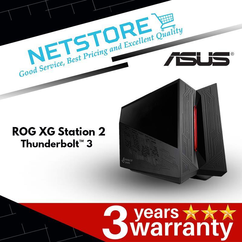 """ROG XG Station 2 Thunderbolt"""" 3 External Dock For Gaming Performance"""