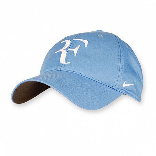 Roger Federer RF Blue Cap. (end 4 12 2020 10 15 AM) bffd22d1911