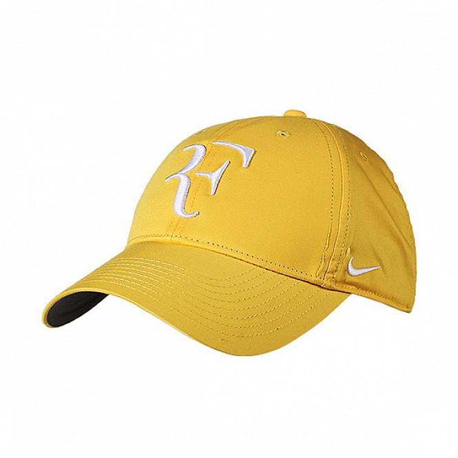 Roger Federer RF Yellow Hybrid Cap (end 4 12 2020 10 15 AM) 9f4b7a7fbeb
