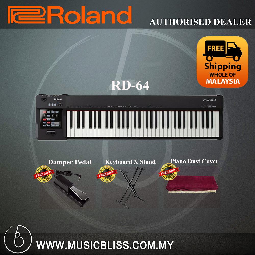 roland rd 64 64 keys digital piano end 9 27 2020 12 15 pm. Black Bedroom Furniture Sets. Home Design Ideas