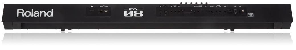roland fa 08 88 keys workstation ke end 9 4 2019 1 15 pm. Black Bedroom Furniture Sets. Home Design Ideas