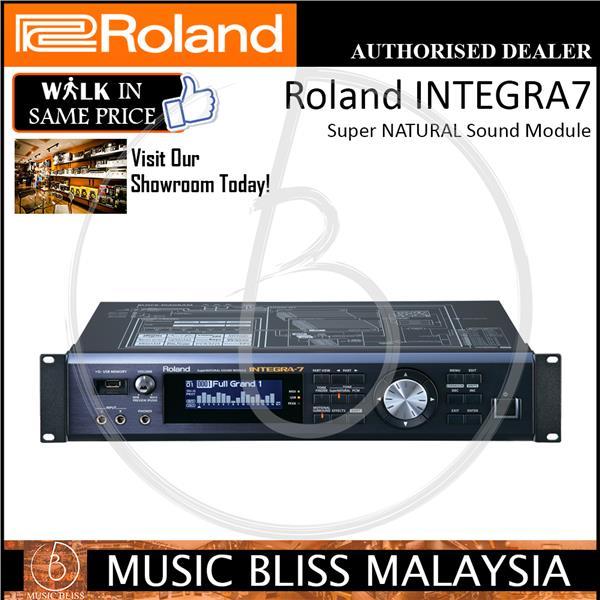 Roland INTEGRA-7 SuperNATURAL Sound Module (INTEGRA7)