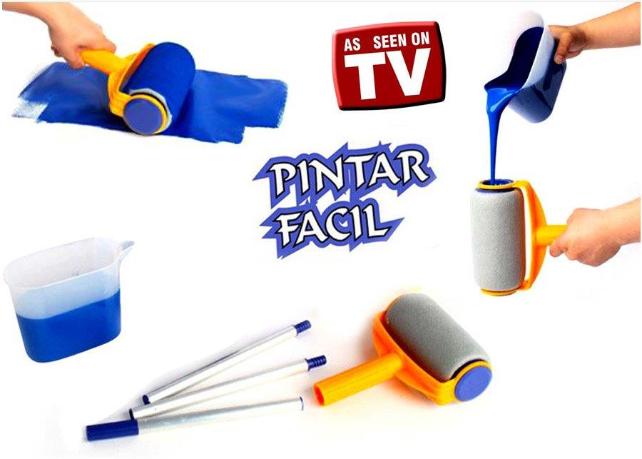 ROLLER PAINT pintar facil as seen on tv easy and save
