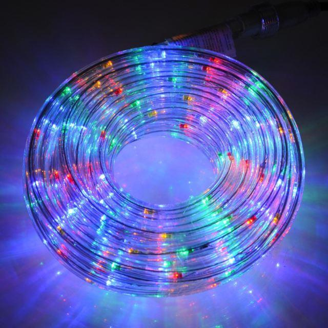 Rope light price harga in malaysia lelong rope light led 10m multi color christmas deco outdoor lighting aloadofball Gallery