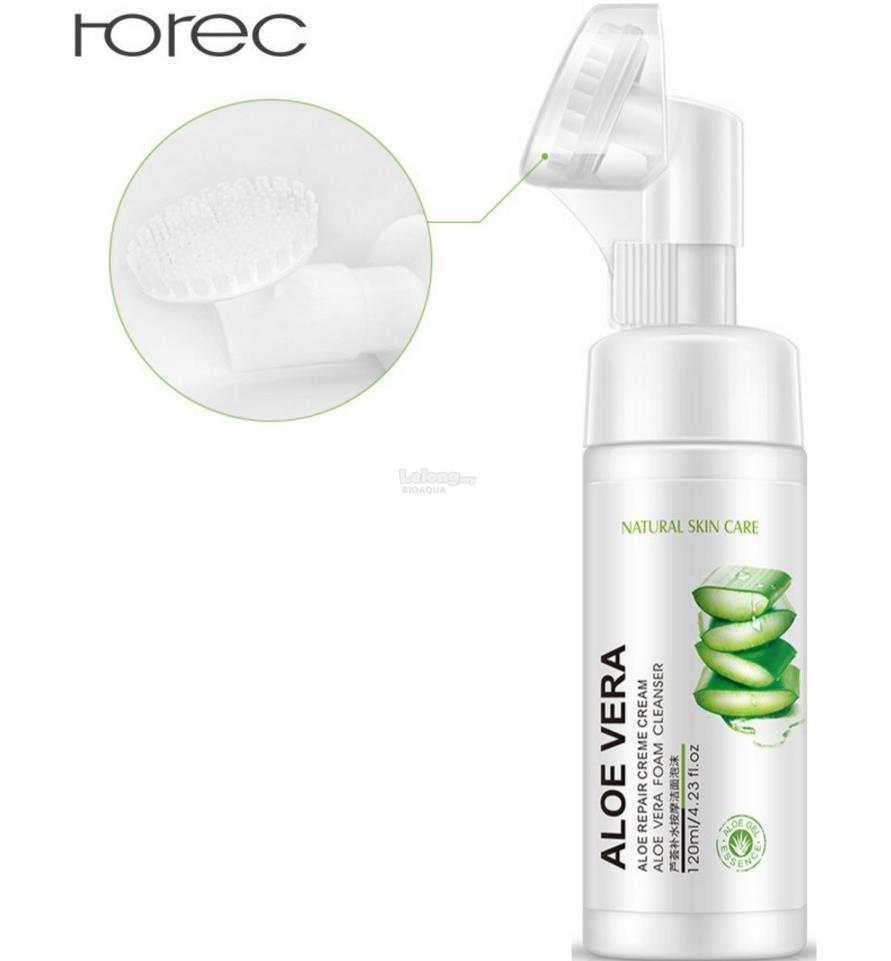 Rorec Aloe Vera Face Foam Skin Care End 5 1 2019 1015 Am Aloevera Bioaqua Cleanser