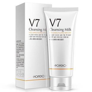 Rorec V7 Hydrating Cleansing Milk 100g