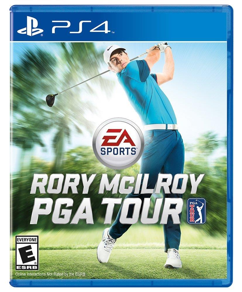 Rory McIlroy PGA Tour PS4