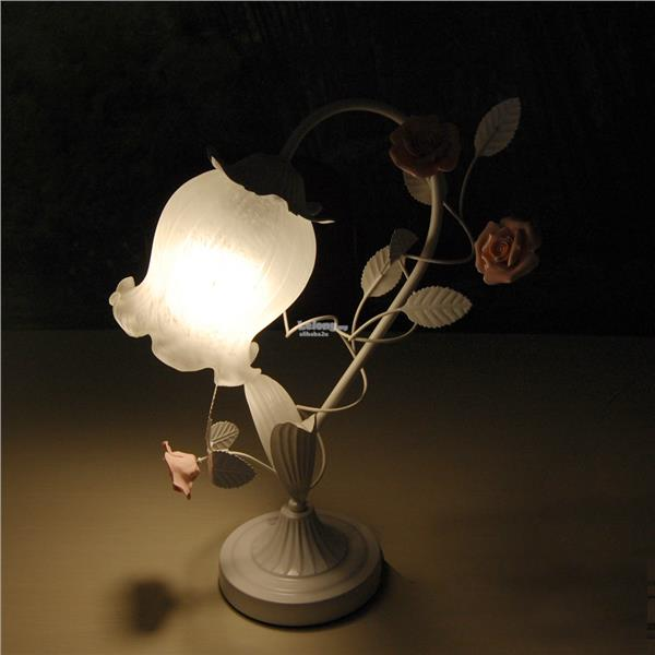 Rose LED Decoration Table Lamp