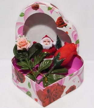 ROSE PANTY + CUTIE SANTA-1unit MERRY CHRISTMAS GIFT