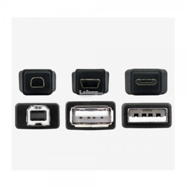 Ross 5 in 1 USB 2.0 Connection Kit | USB51CK12-RO