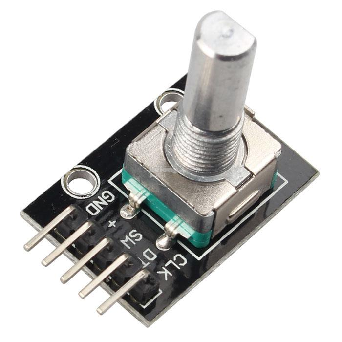 Rotary Encoder Module KY-040 360 Degree