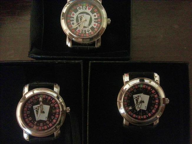 New Roulette Limited Edition Watch