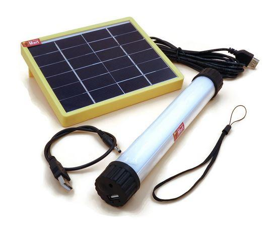 Rover LED Multipurpose Solar Light  & Power Bank