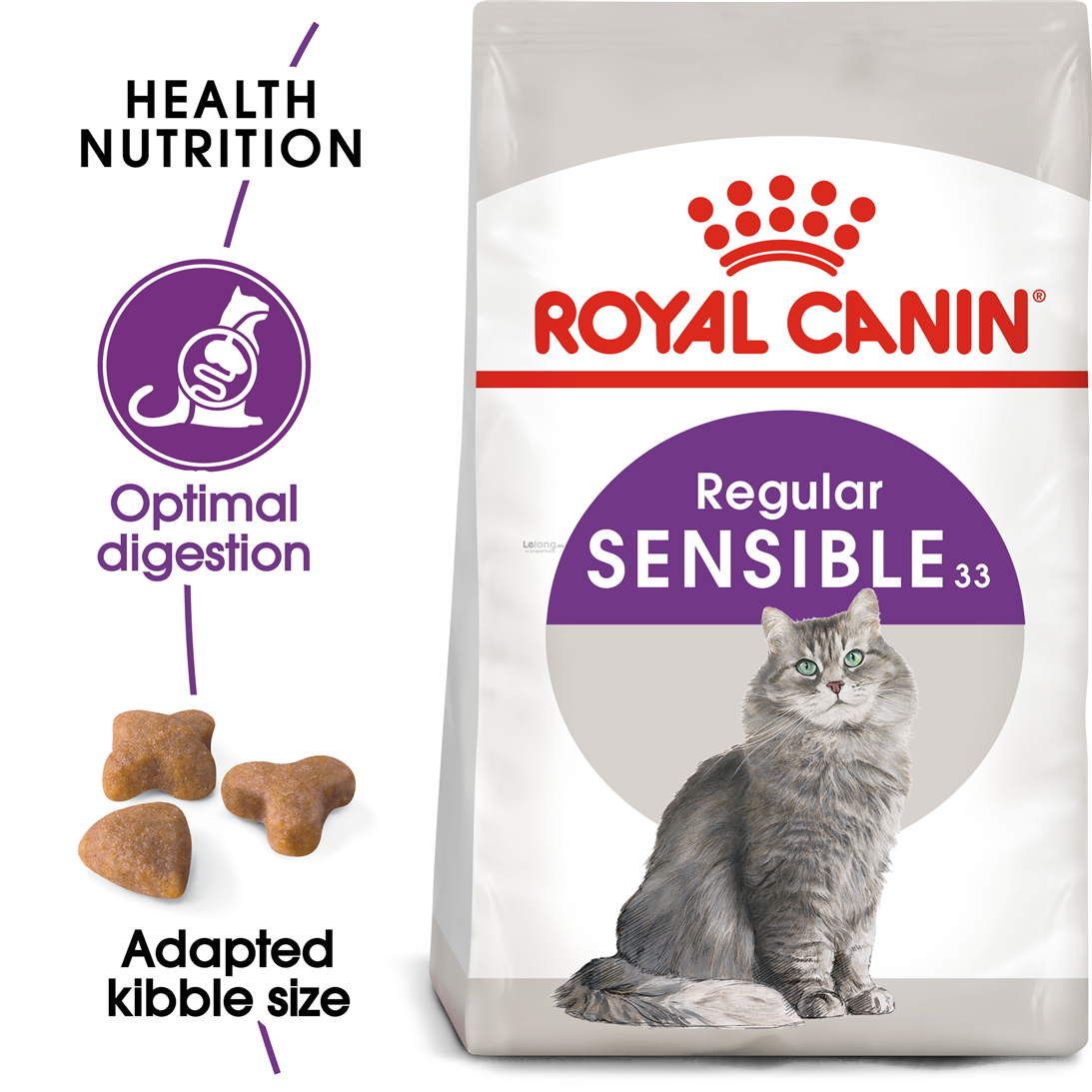Royal Canin Sensible 33 Cat Food - 4 kg