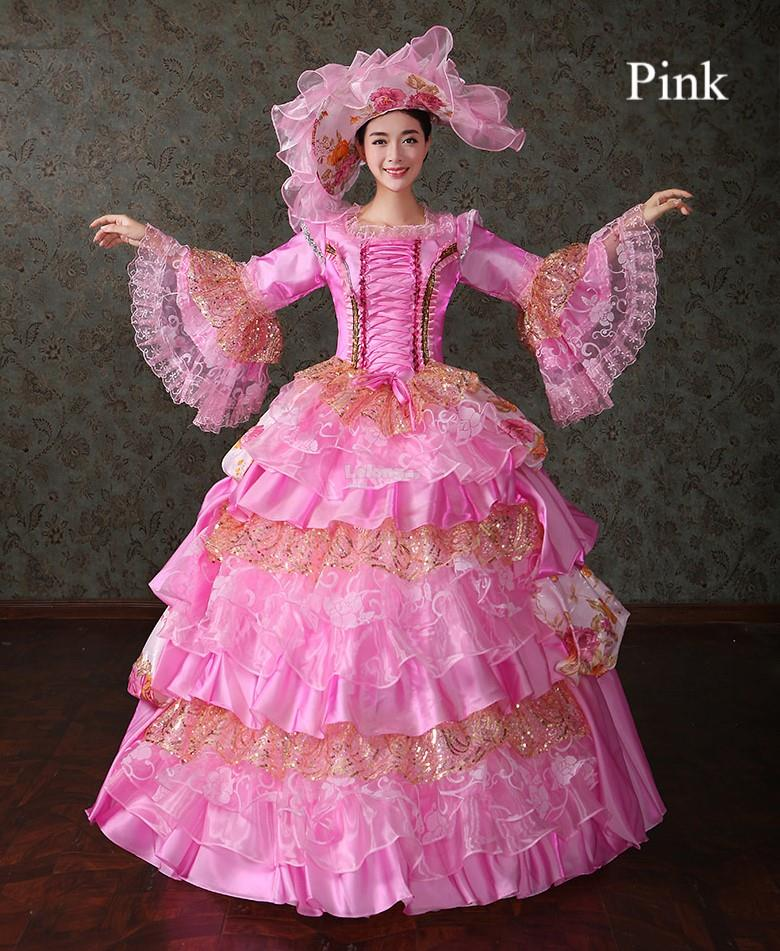 Royal English 2018JL – My Fair Lady Costume