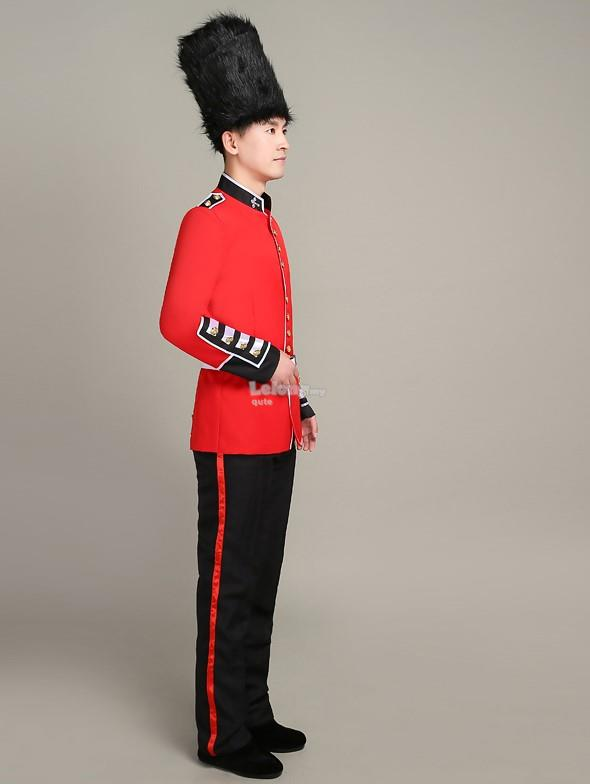 Royal English 2018JL – The Guard Costume
