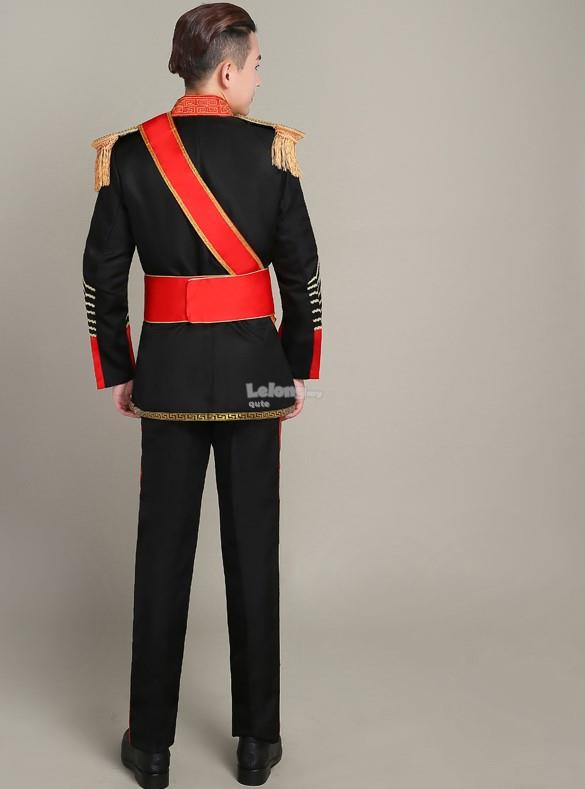 Royal English 2018JL – Major General Romeo Costume