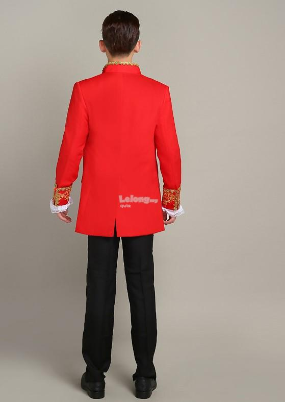 Royal English 2018JL – Traditional Count Costume