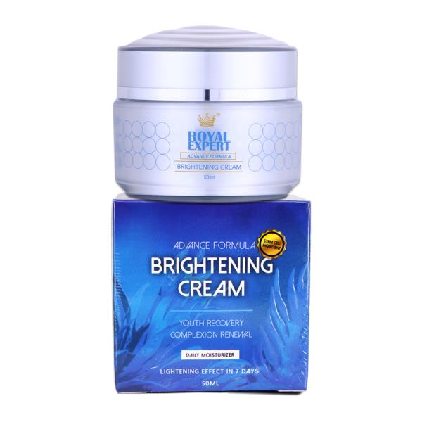 Royal Expert Advance Formula Brightening Cream