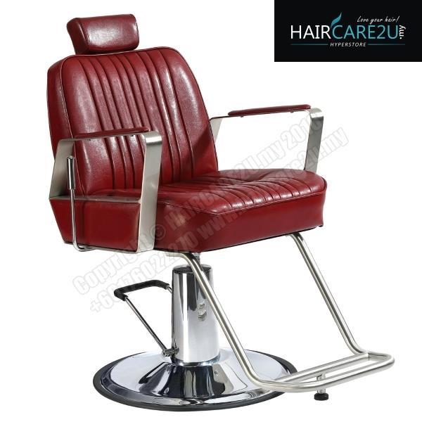Royal Kingston HL31237-I Hydraulic Luxury Finest Barber Chair