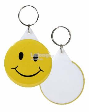ROYALTECH Button Badge Keychain Material - 44MM